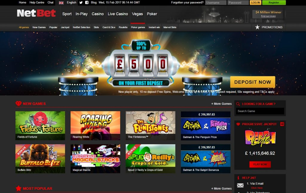 50 netbet welcome